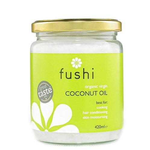 Organic Extra Virgin Coconut Oil (Fushi)