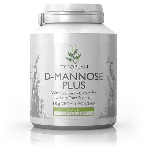 D-Mannose Plus (50g Powder)