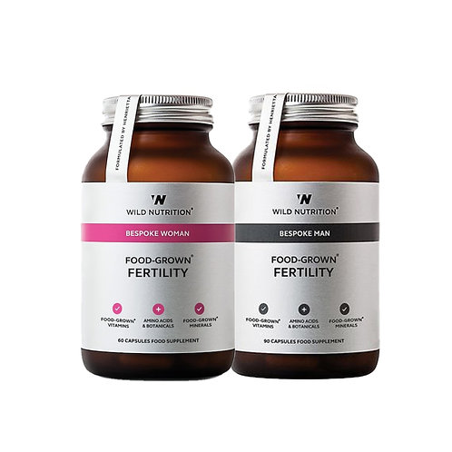 His & Hers Fertility Multivitamins