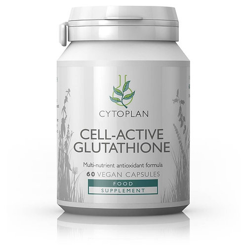 Cell Active Glutathione 60 capsules (Cytoplan)