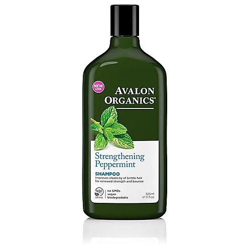 Peppermint Strengthening Shampoo 325ml