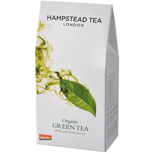 Green Tea, Organic 20 Bag (Hampstead Tea)