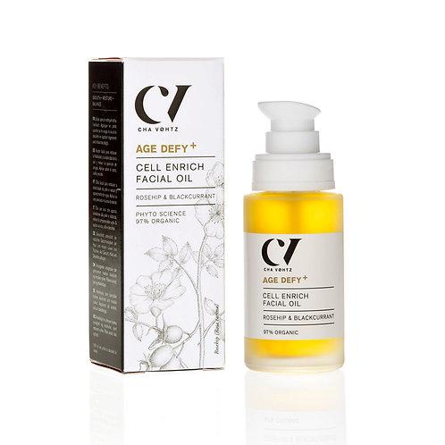 Age Defy+ Cell Enrich Facial Oil 30ml