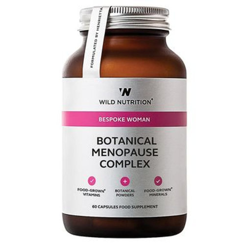 Bespoke Woman Botanical Menopause Complex 60's