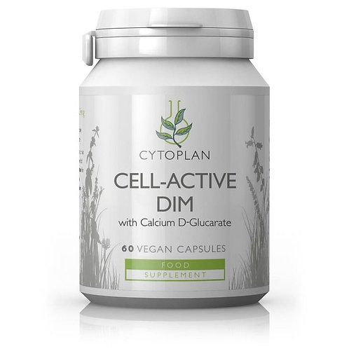 Cell-Active DIM 60 capsules (Cytoplan)