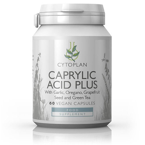 Caprylic Acid Plus 60 capsules (Cytoplan)