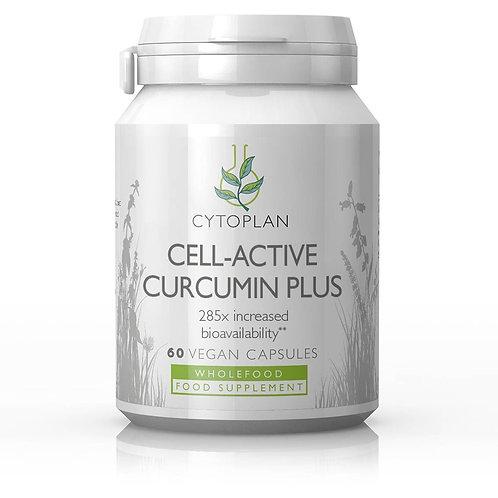 Cell-Active Curcumin Plus 60 capsules