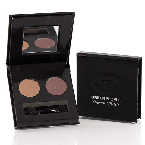 Night Forest Eye Duo (Tawny Owl Taupe & Mink Brown)