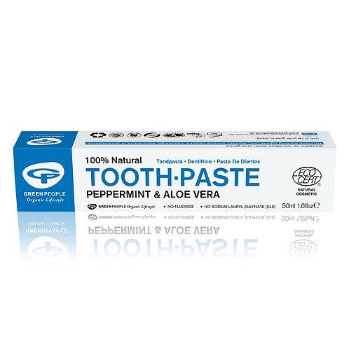 Tooth-Paste Peppermint & Aloe Vera 50ml