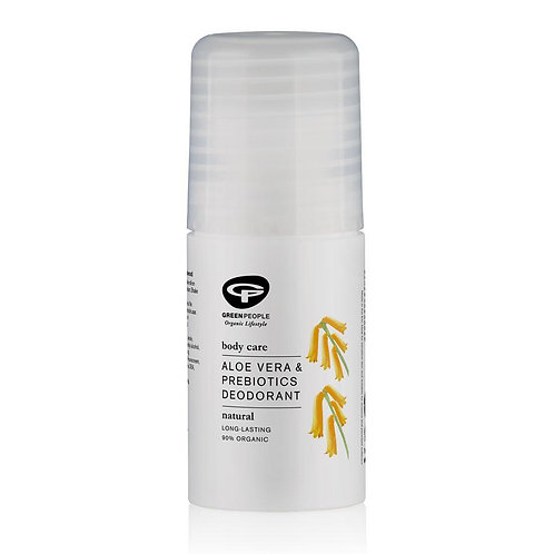 Aloe Vera & Prebiotics Deodorant 75ml
