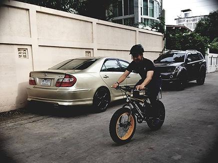 วิธีติดตั้งจักรยานไฟฟ้า