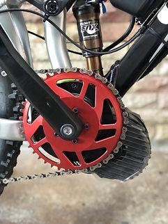 การติดตั้งจักรยานไฟฟ้า
