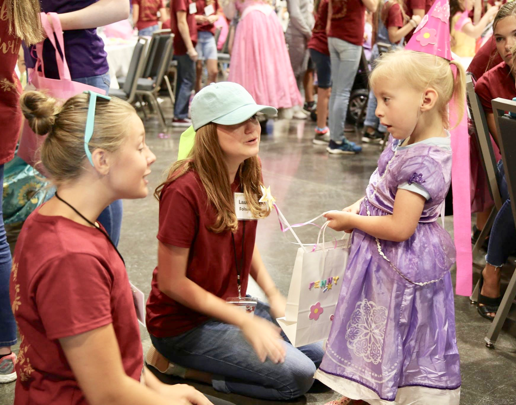 Special Needs Princess Party