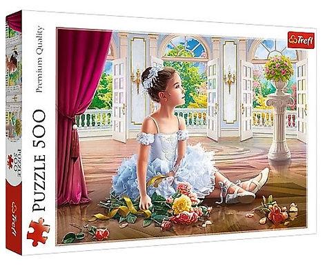 Little Ballet Dancer 500 Pieces