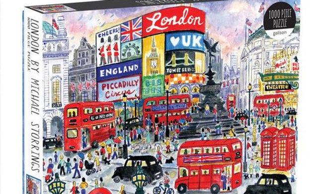 Michael Storrings London