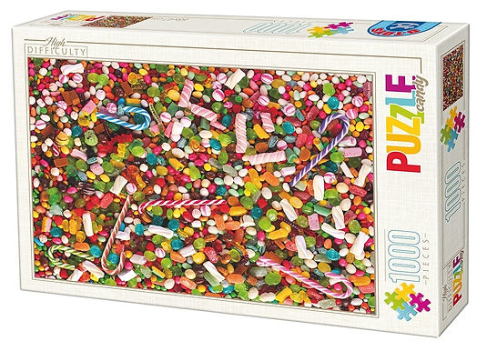 Sweets - 1000 Pieces