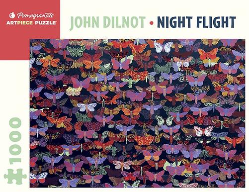 John Dilnot: Night Flight 1000-Piece