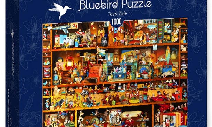 Toys Tale 1000 Pieces