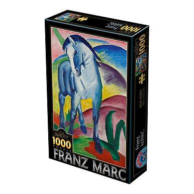 Marc Franz: Blue Horse 1000 Pieces