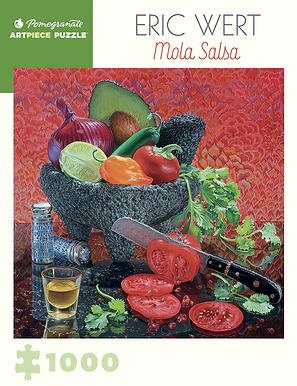 Eric Wert: Mola Salsa 1000-Piece