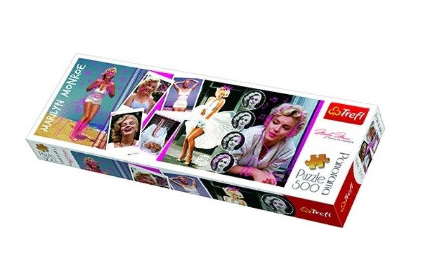 Marilyn Monroe 500 Pieces