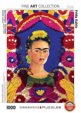 Frida Kahlo - 1000 Pieces