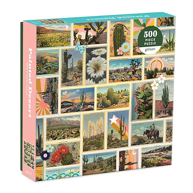 Painted Desert -  500 Pieces