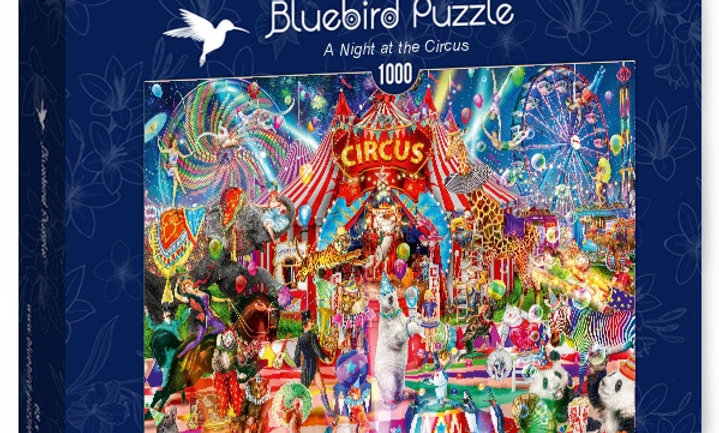 A Night at the Circus 1000 Pieces