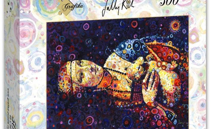 Sally Rich - Lady with an Ermine - Van Gogh