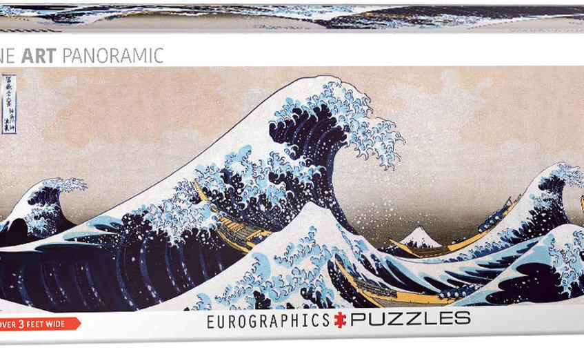 Great Wave of Kanagawa - 1000 Pieces