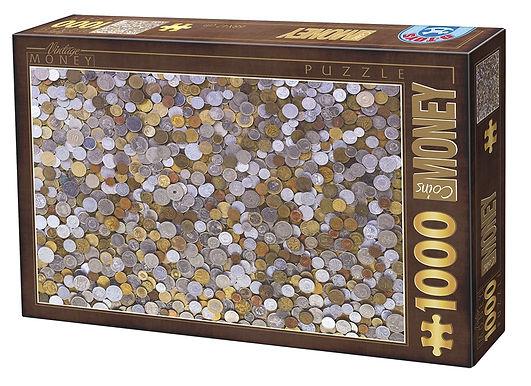 Vintage Collection - Money- 1000 Pieces