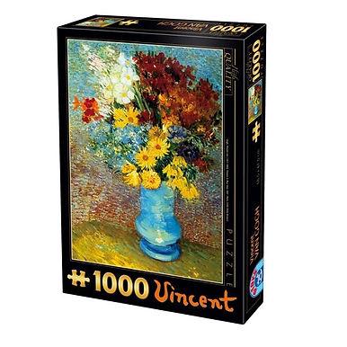 Van Gogh: Flowers in a Blue Vase