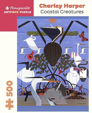 Charley Harper - Coastal Creatures