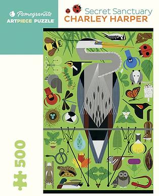 Charley Harper - Secret Sanctuary
