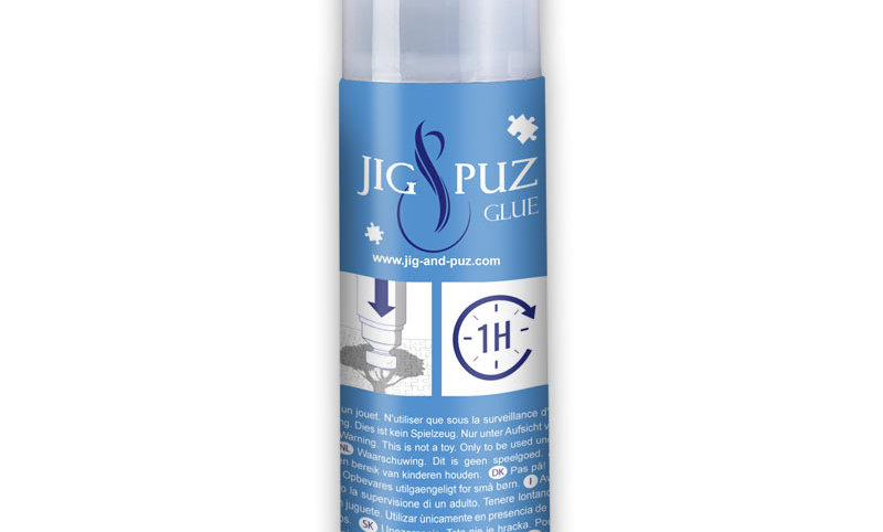 Jigsaw Puzzle Glue (up to 1000 pieces)