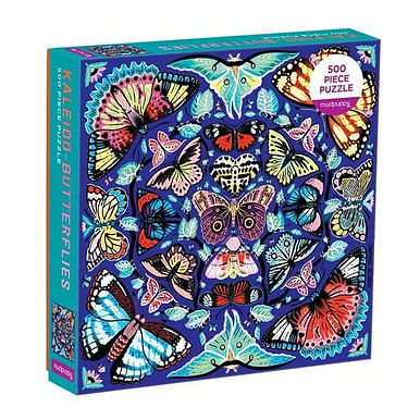 Kaleido-Butterflies 500 Pieces