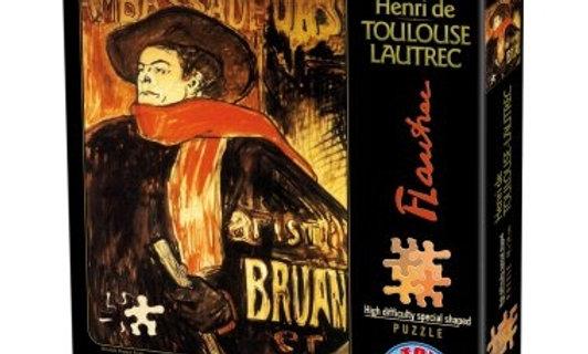 Artside, Bruant Study -  515 Pieces