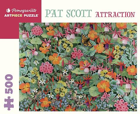 Pat Scott -Attraction