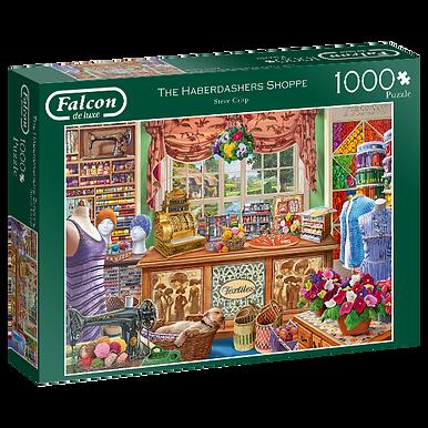The Haberdashers Shoppe - 1000 Pieces