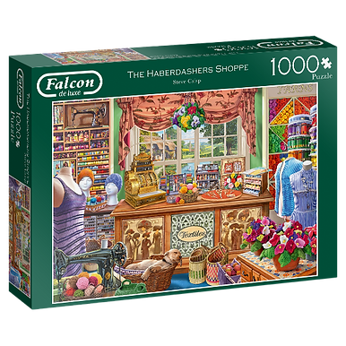 The Haberdashers Shoppe - 1000 Pieces