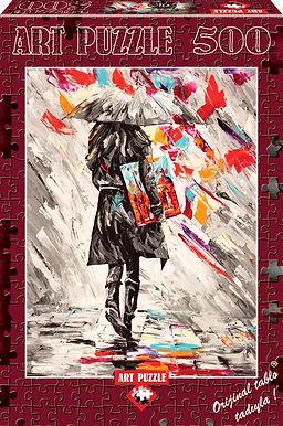 Art Critic - 500 Pieces