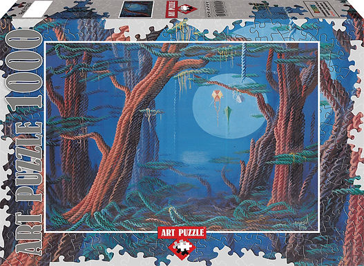 Ahmet Yesil - My Childhood - 1000 Pieces