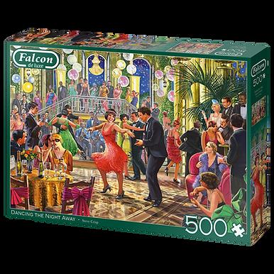 Dancing the Night Away - 500 Pieces