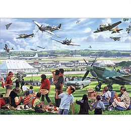 Air Show - Otter House 1000 Pieces