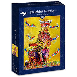 African Watch - 1000 Pieces