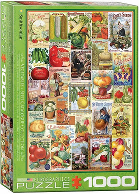 Vegetable Seed Catalogue 1000 Pieces