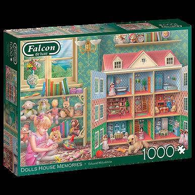 Dolls House Memories - 1000 Pieces