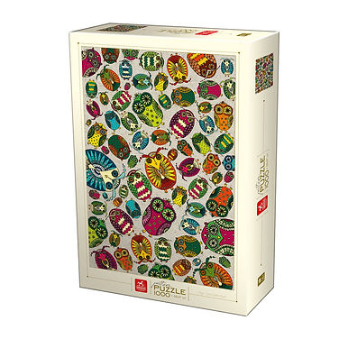 Pattern Puzzle 1000 Pieces