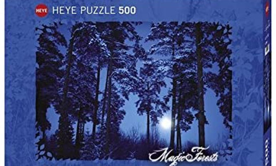 Full Moon Magic Forest-  500 Pieces