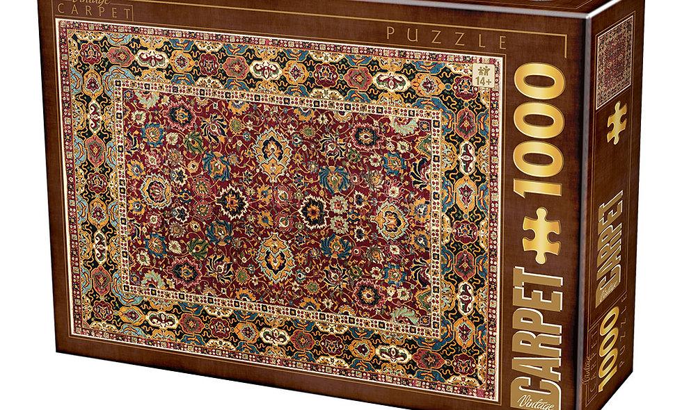 Vintage Carpet- 1000 Pieces